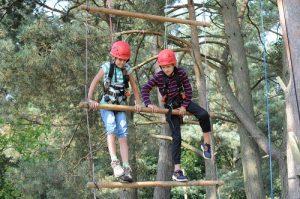 Teamprogramm: Klettern