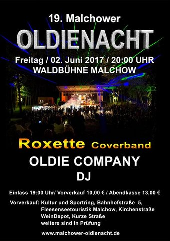 19. Malchower Oldienacht