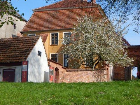Klosteranlage Malchow mit Kunstmuseum, Cafe und Künstlerateliers