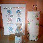 Hygienemanagement nach den Vorgaben des RKI
