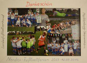 Nordex Fußballferien 2016