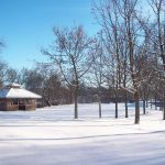 Winter in der Jugendherberge Malchow