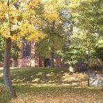 Malchow im Herbst - Stadtpark