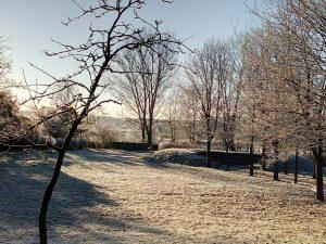 Jugendherberge Malchow im Januar