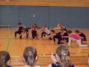 Trainingslager Tanzen