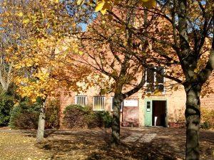 Goldener Herbst in Malchow